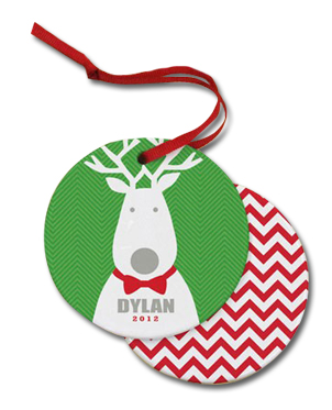 Reindeer Ornament - Vicky Barone