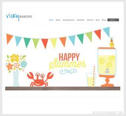 vickybarone.com