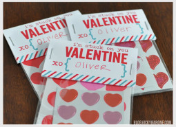 I'm Stuck On You, Valentine – Free Printable