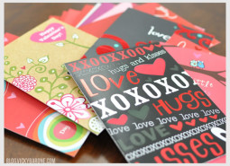 Valentine's Day Greeting Card Giveaway