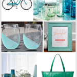 Things I Love: Feeling Teal