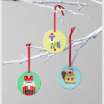 Holiday Ornaments Exclusively at The Land of Nod