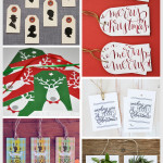 Things I Love: Holiday Gift Tags