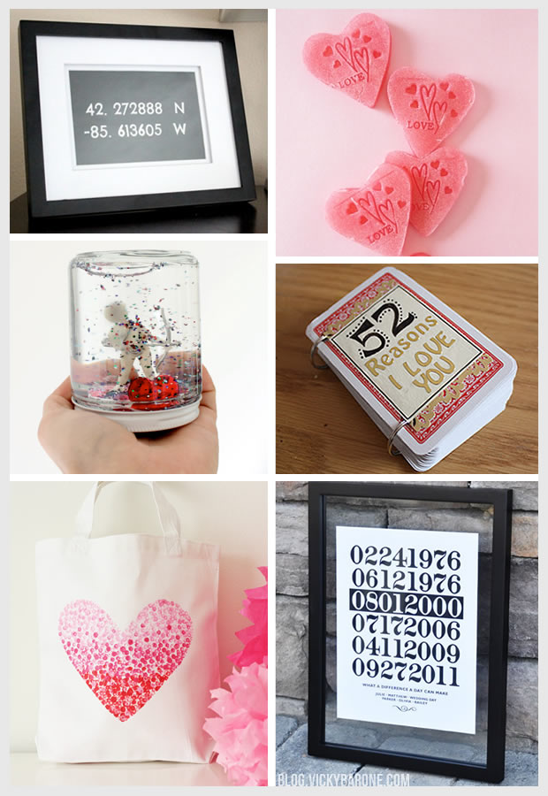 Things I Love: DIY Valentine's Day Gifts | Vicky Barone
