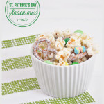 St. Patrick's Day Snack Mix