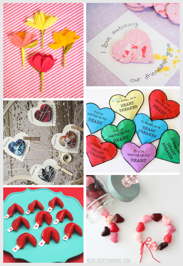 Things I Love: DIY Valentines for kids | Vicky Barone