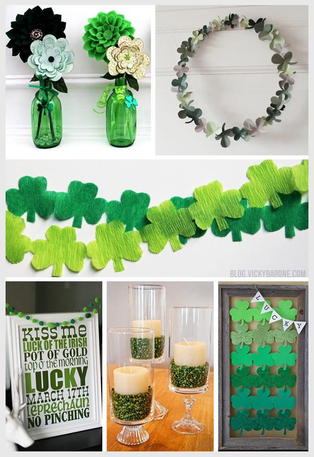 St. Patrick's Day Decor   Vicky Barone
