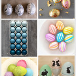 Things I Love: Modern Easter Eggs