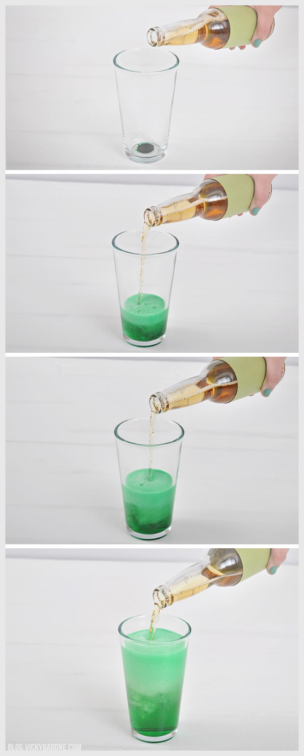 Green Beer | Vicky Barone