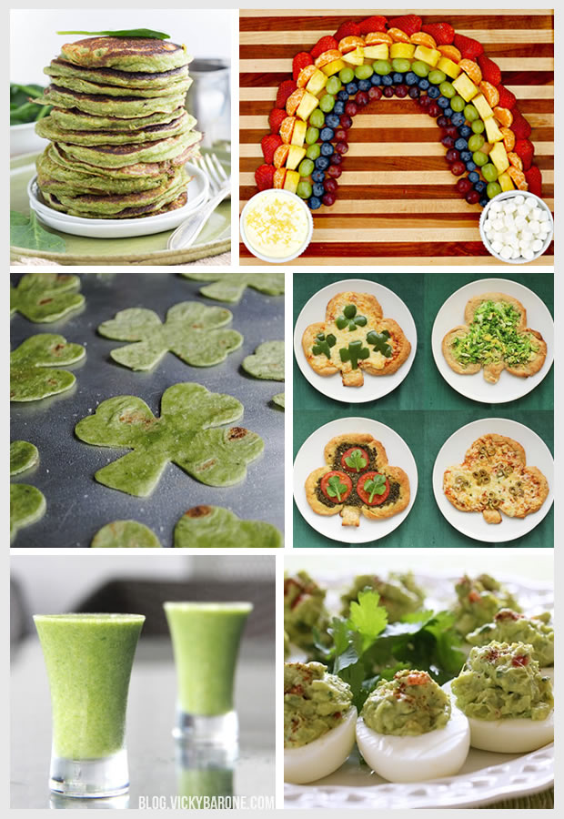 Healthy Food for St. Patrick's Day | Vicky Barone