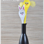 Chick & Bunny Easter Craft