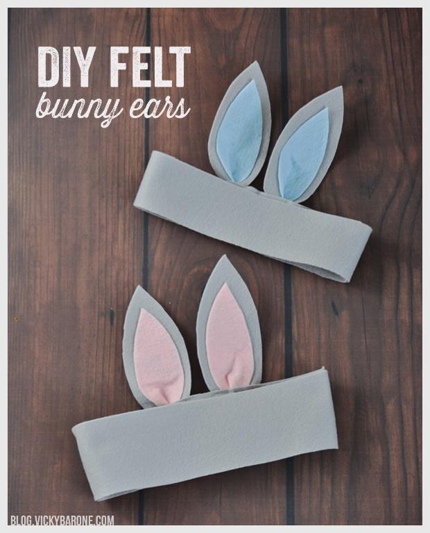 felt bunny ears