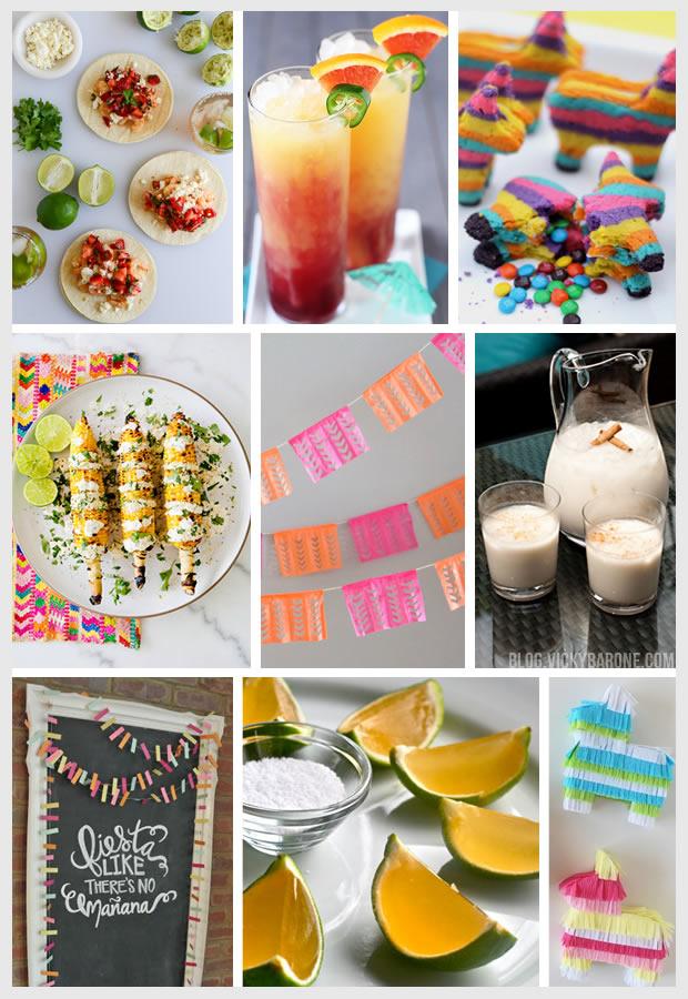 Cinco de Mayo 2014 | Party, Food, and Drink Ideas | Vicky Barone