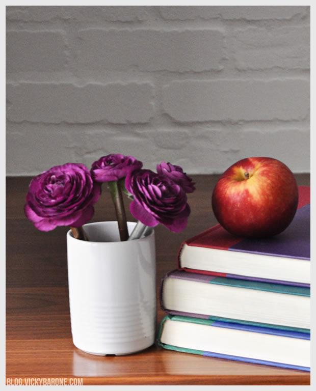 DIY Flower Pens | Vicky Barone