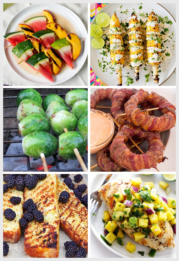 6 Foods to Grill on Labor Day Weekend | Vicky Barone
