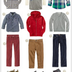 Back to School: Outfits for Boys