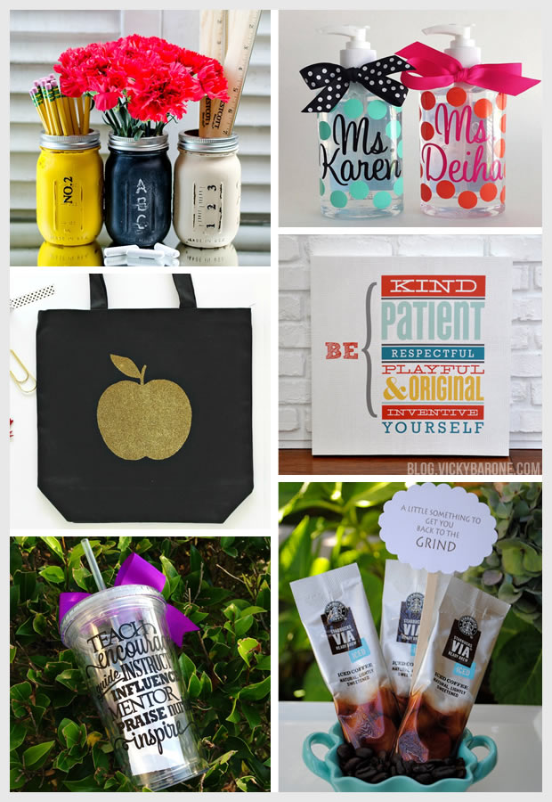 Back to School: Teacher Gift Ideas | Vicky Barone