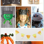 Things I Love: Halloween Crafts for Kids