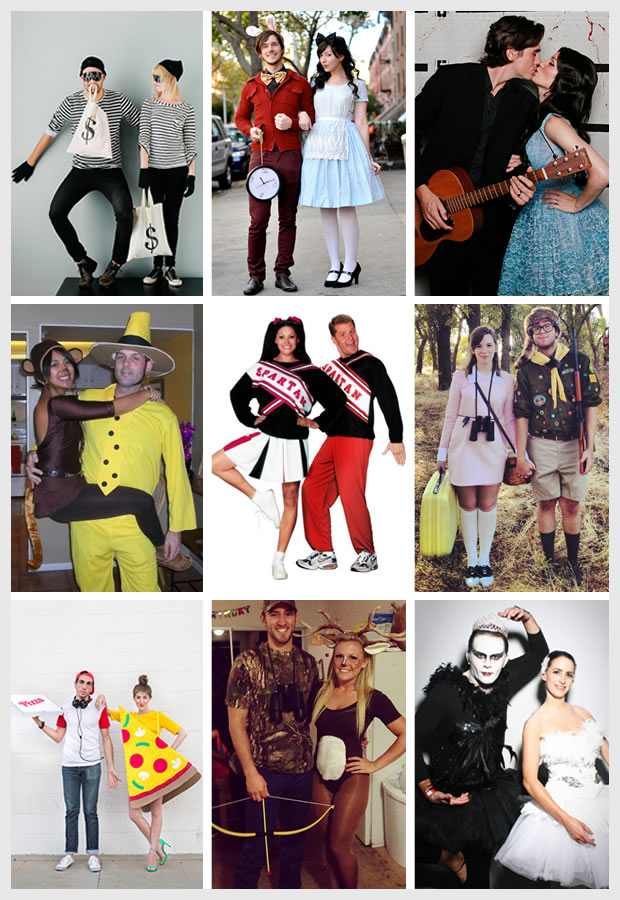 Halloween Costume Ideas for Couples | Vicky Barone  sc 1 st  Vicky Barone & Couples Costumes for Halloween - Vicky Barone