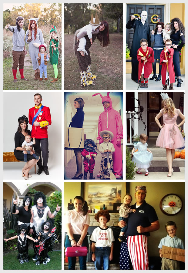 Halloween Costumes Ideas For Family Of 5.Halloween Costume Ideas For Families Vicky Barone
