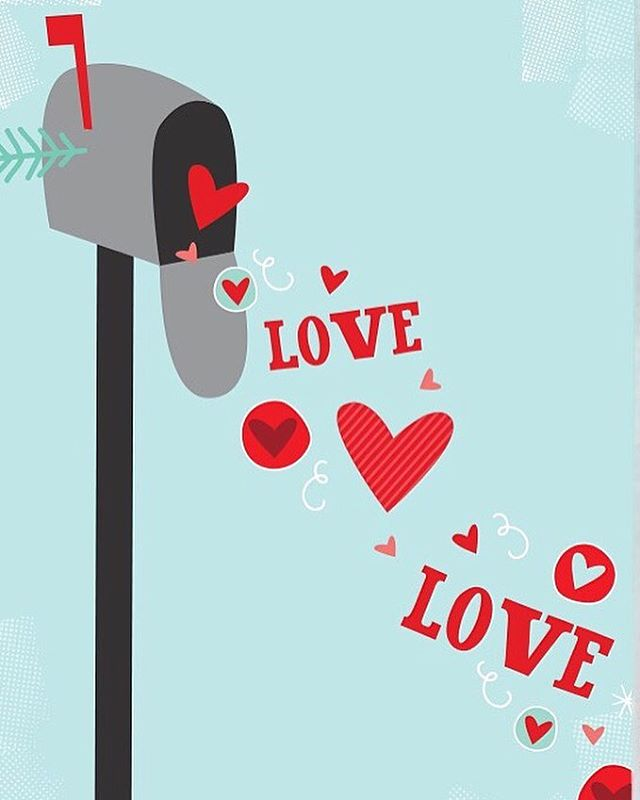Happy National Thank a Mailman day! Sending love to youhellip
