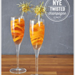 NYE Twisted Champagne