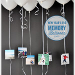 New Year's Eve Memory Balloons