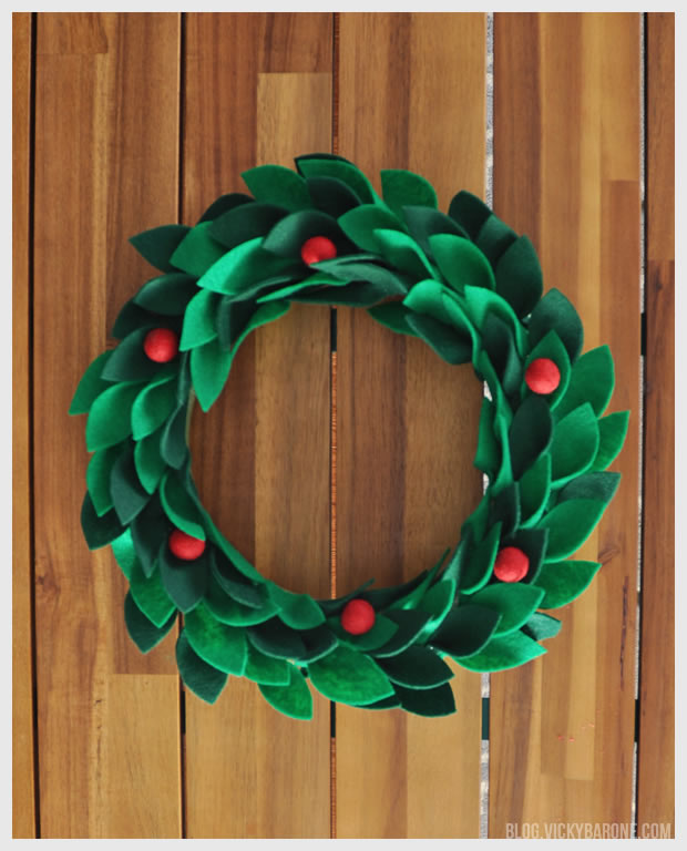 Christmas Wreath Holders