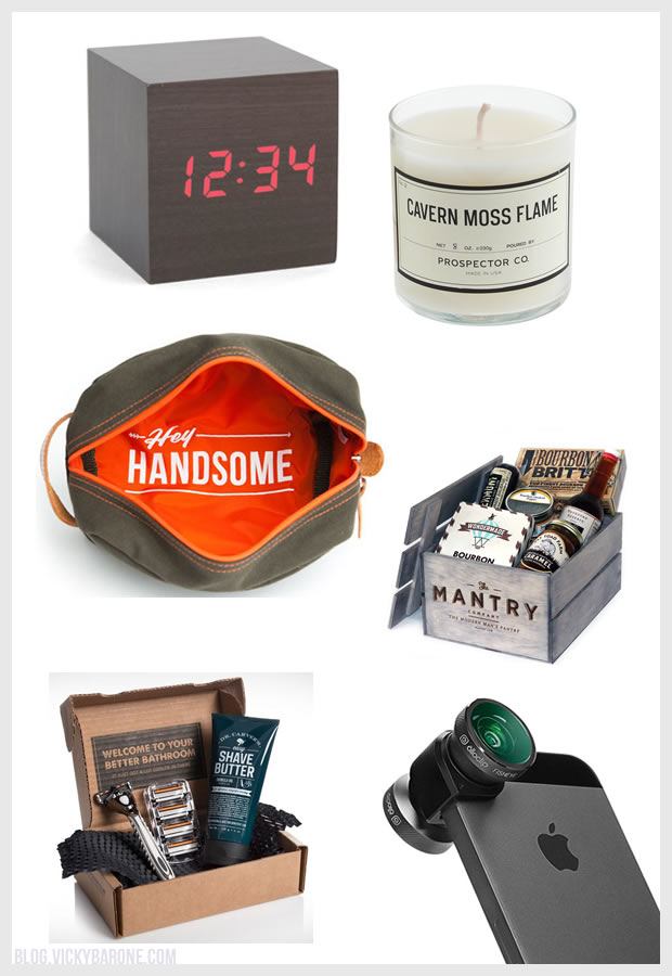Valentine's Day Gift Guide for Him | Vicky Barone