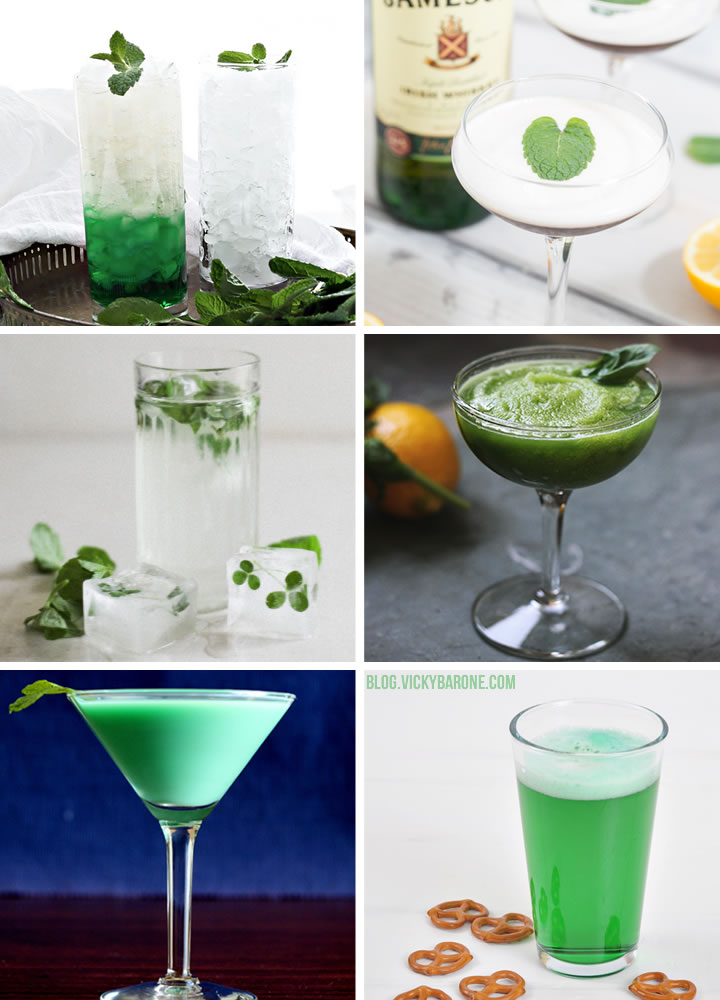 :ucky St. Patrick's Day Drinks | Vicky Barone