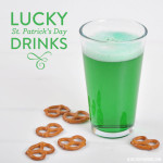 Lucky St. Patrick's Day Drinks