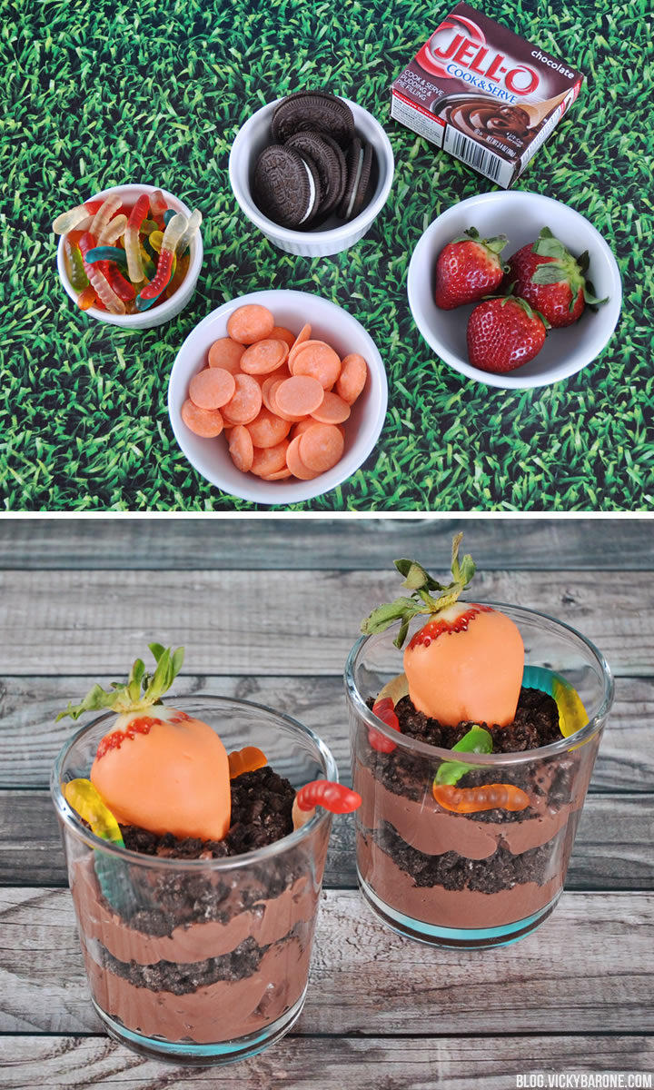 Chocolate Easter Gardens | Vicky Barone