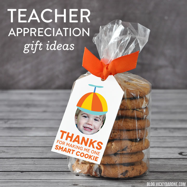 Teacher Appreciation Gift Ideas FEATURING Places for Faces | Vicky Barone