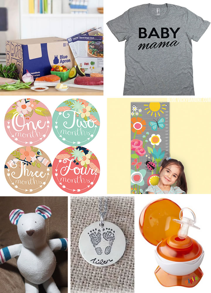 Mother's Day Gift Guide for New Moms and Moms-to-be | Vicky Barone