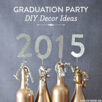 Graduation Party DIY Decor Ideas