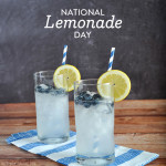 Happy National Lemonade Day!