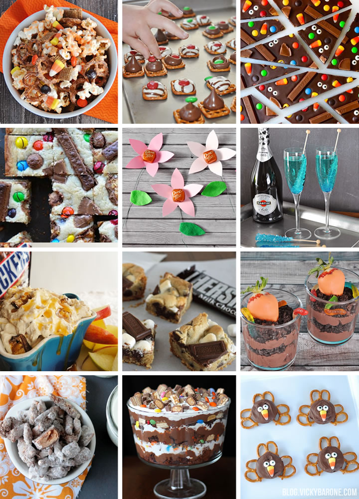 Happy National Candy Day | What to do with Leftover Halloween Candy | Vicky Barone
