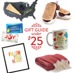 Holiday Gift Guide Under $25