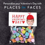 Printable Valentines by Places for Faces