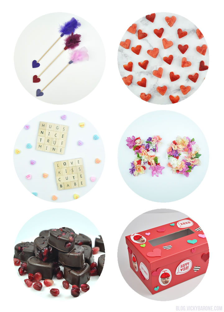 Valentine's Day Round-Up | Vicky Barone