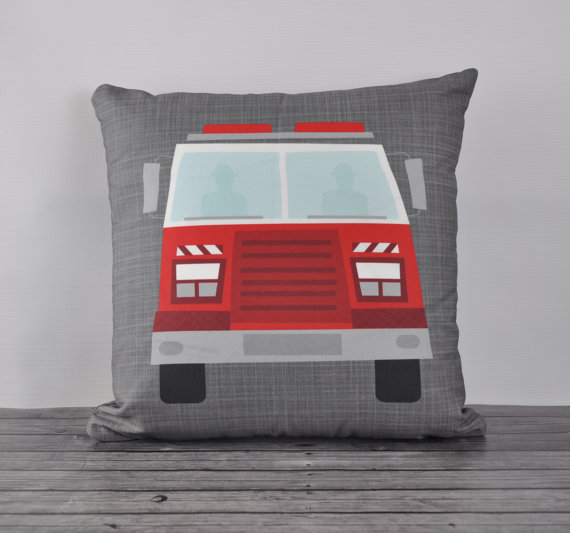 Ways to Wheel Reversible Throw Pillow