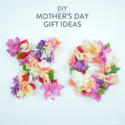 DIY Mother's Day Gift Ideas | Vicky Barone