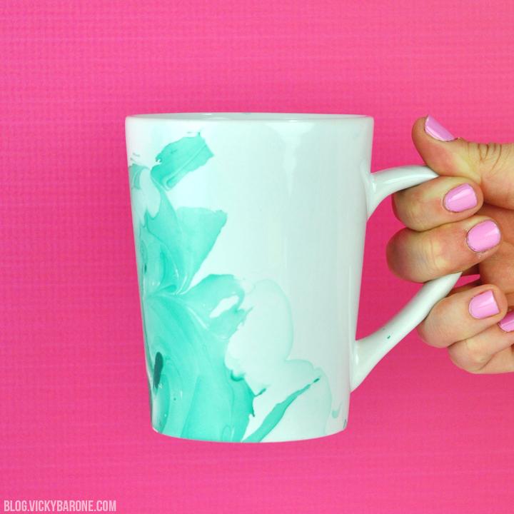 Diy Mugs Nail Polish
