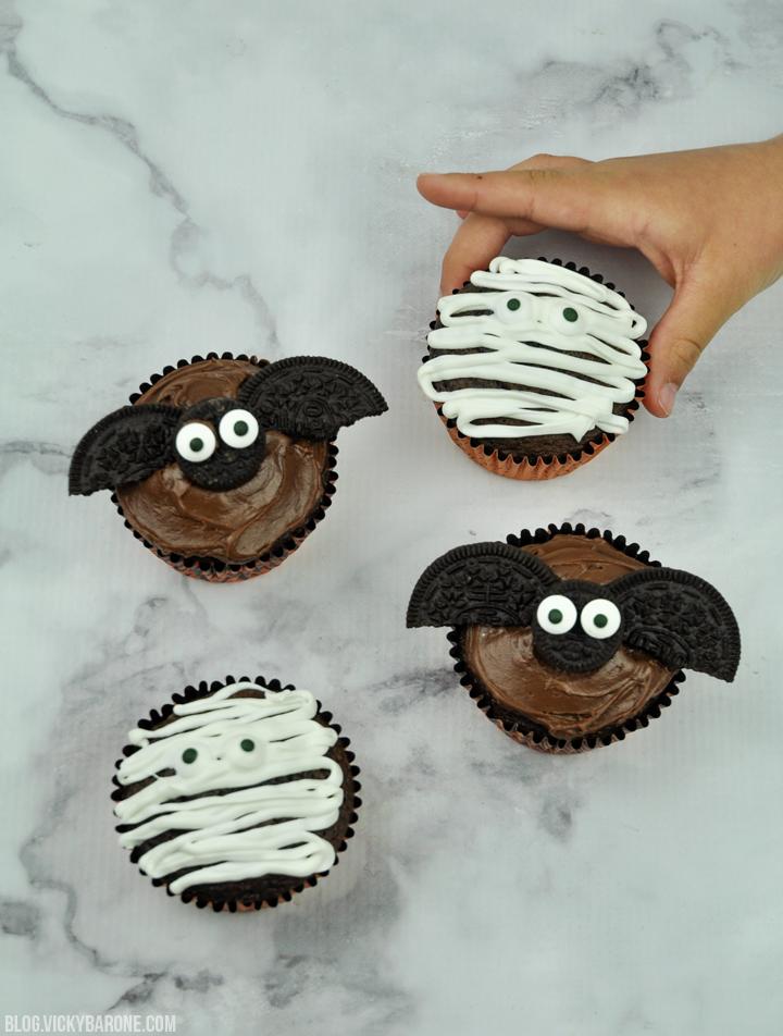 Halloween Cupcakes   Vicky Barone