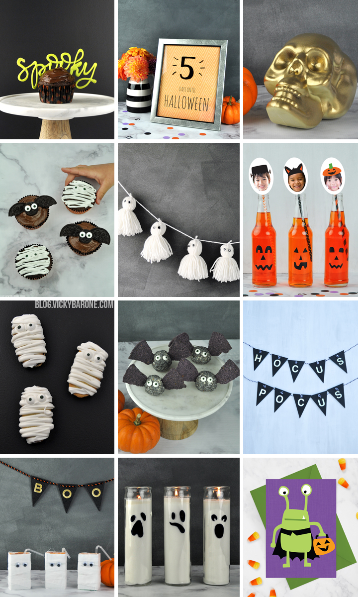 Happy Halloween 2016 | Vicky Barone | Halloween Ideas Round Up