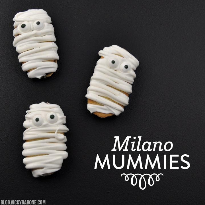 Milano Mummies | Vicky Barone