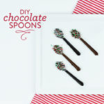 DIY Chocolate Spoons