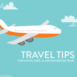 Travel Tips for a Fun, Safe, and Adventurous Year | Vicky Barone