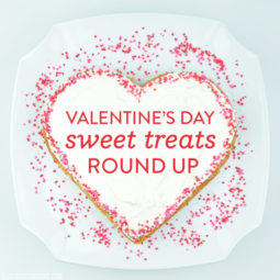 Valentine's Day Sweet Treats Round-Up | Vicky Barone